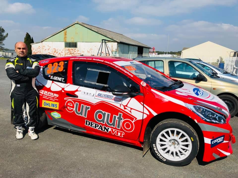 Calendrier Autocross Ouest 2019.Autocross Saint Vincent Des Landes Presentation